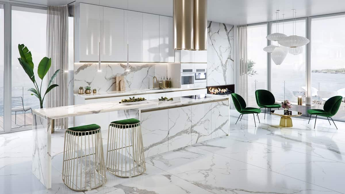 4 Luxury Kitchen Upgrades Your Family Will Love