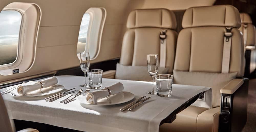 Aman Private Jet 4