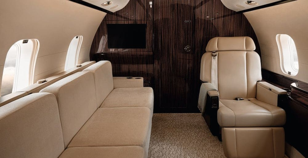 Aman Private Jet 5