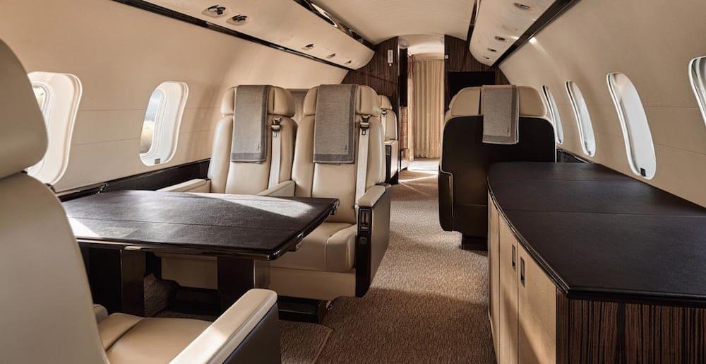 Aman Private Jet 6