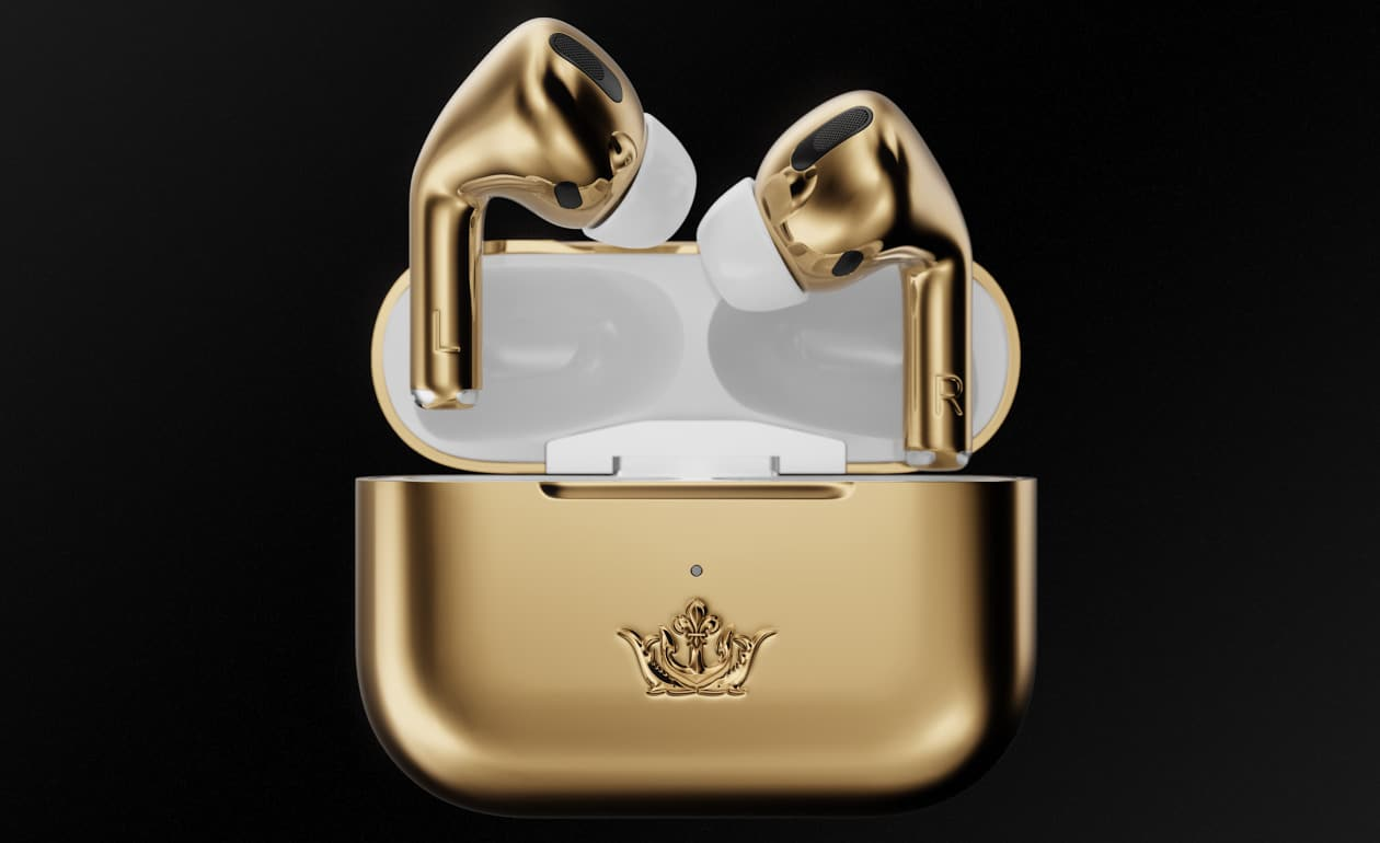 Apple AirPods Pro Gold Edition: The Main Features and Differences