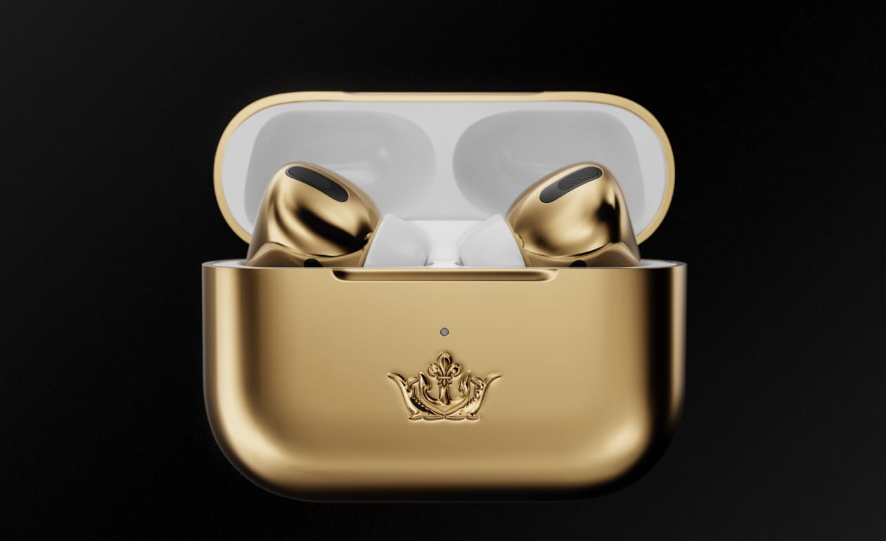 Apple AirPods Pro Gold Edition 5