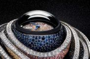 Audemars Piguet Haute Joaillerie Sapphire Orbe 1