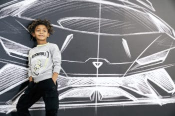 Automobili Lamborghini Kidswear Collection 1