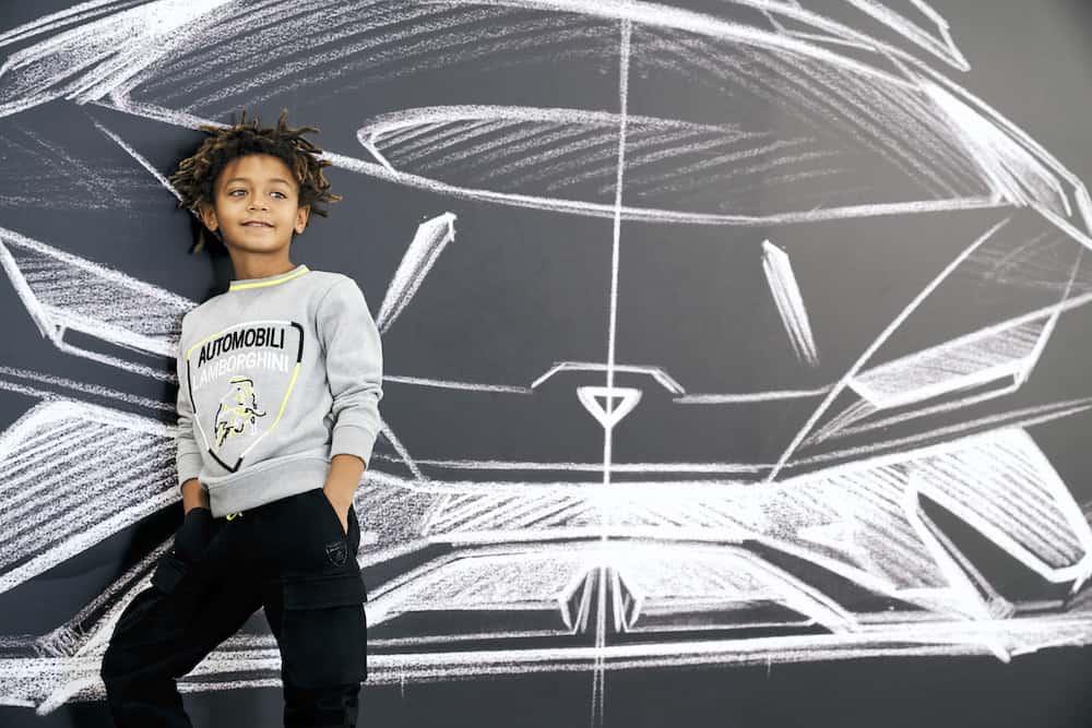 Automobili Lamborghini Kidswear Collection 1