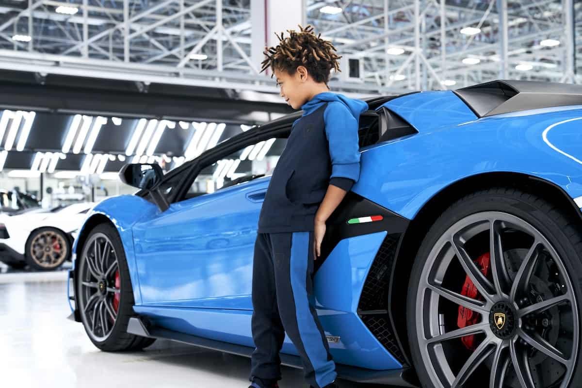 Automobili Lamborghini Kidswear Collection 2