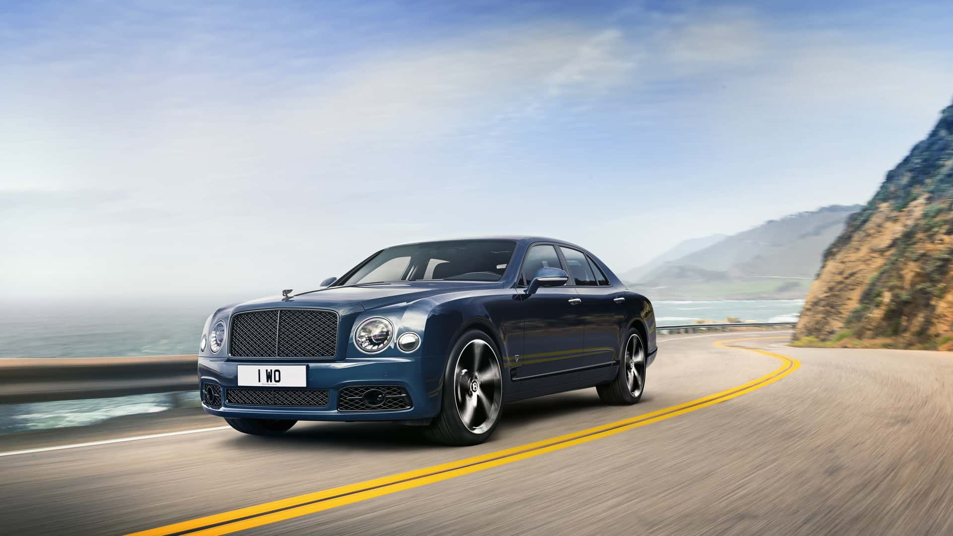Bentley Mulsanne 6.75 Edition By Mulliner 1