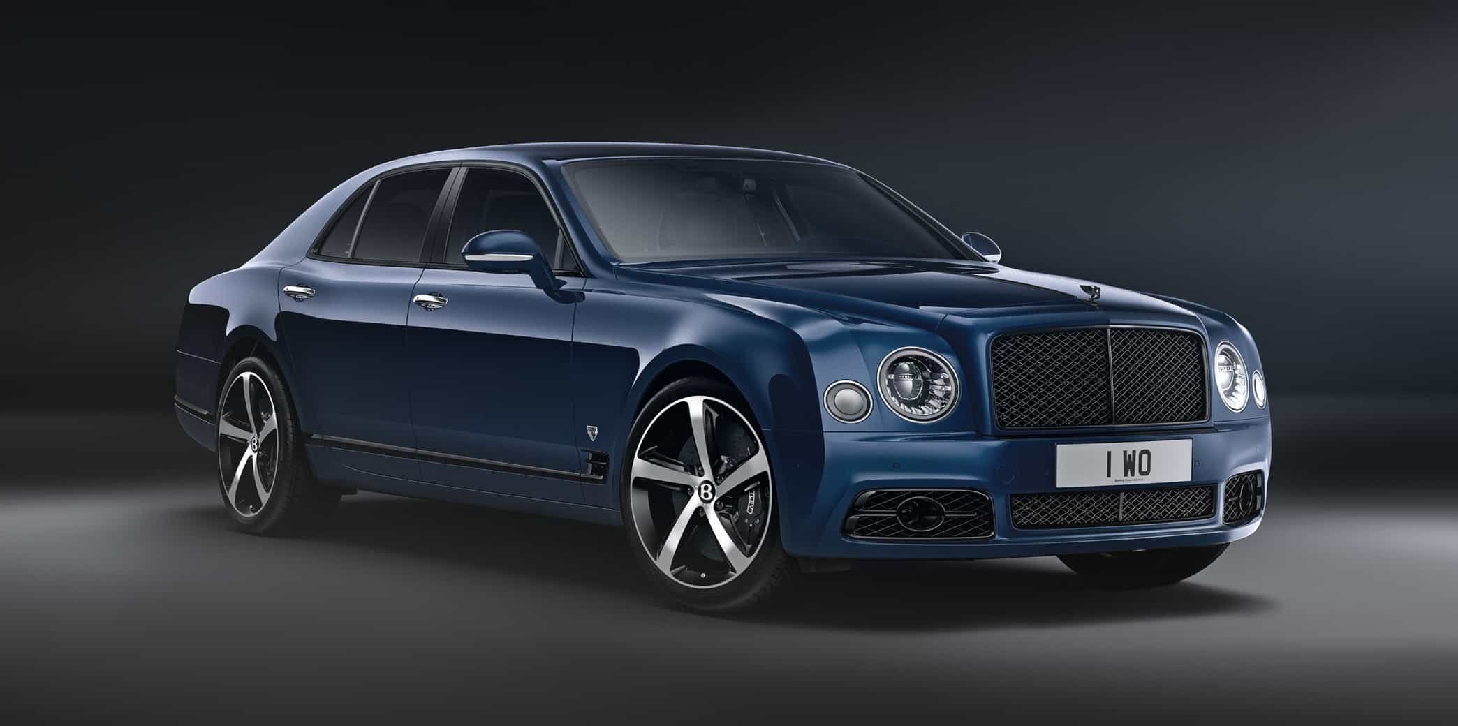 Bentley Mulsanne 6.75 Edition By Mulliner 2