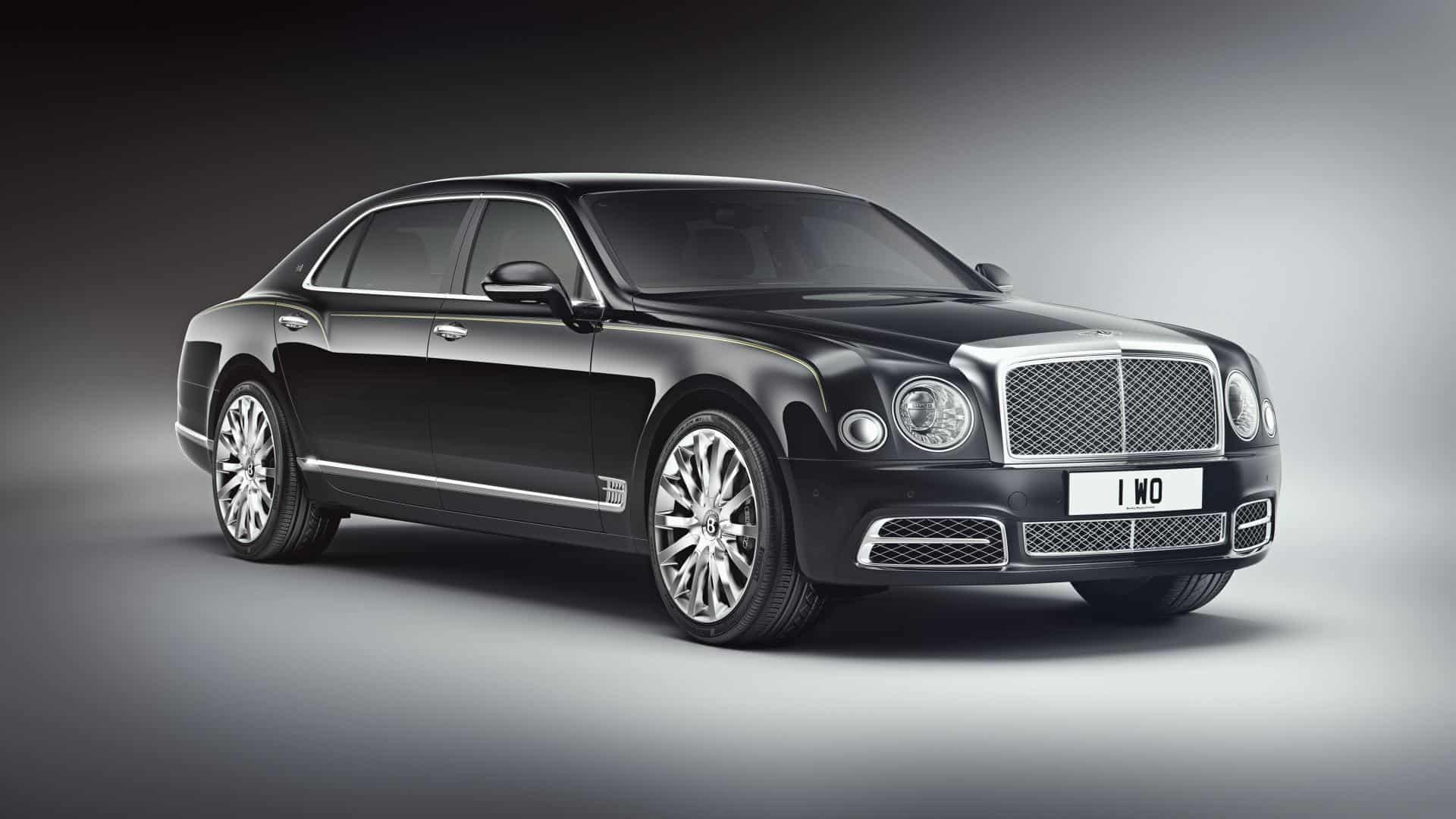 Bentley Mulsanne Extended Wheelbase for China 1