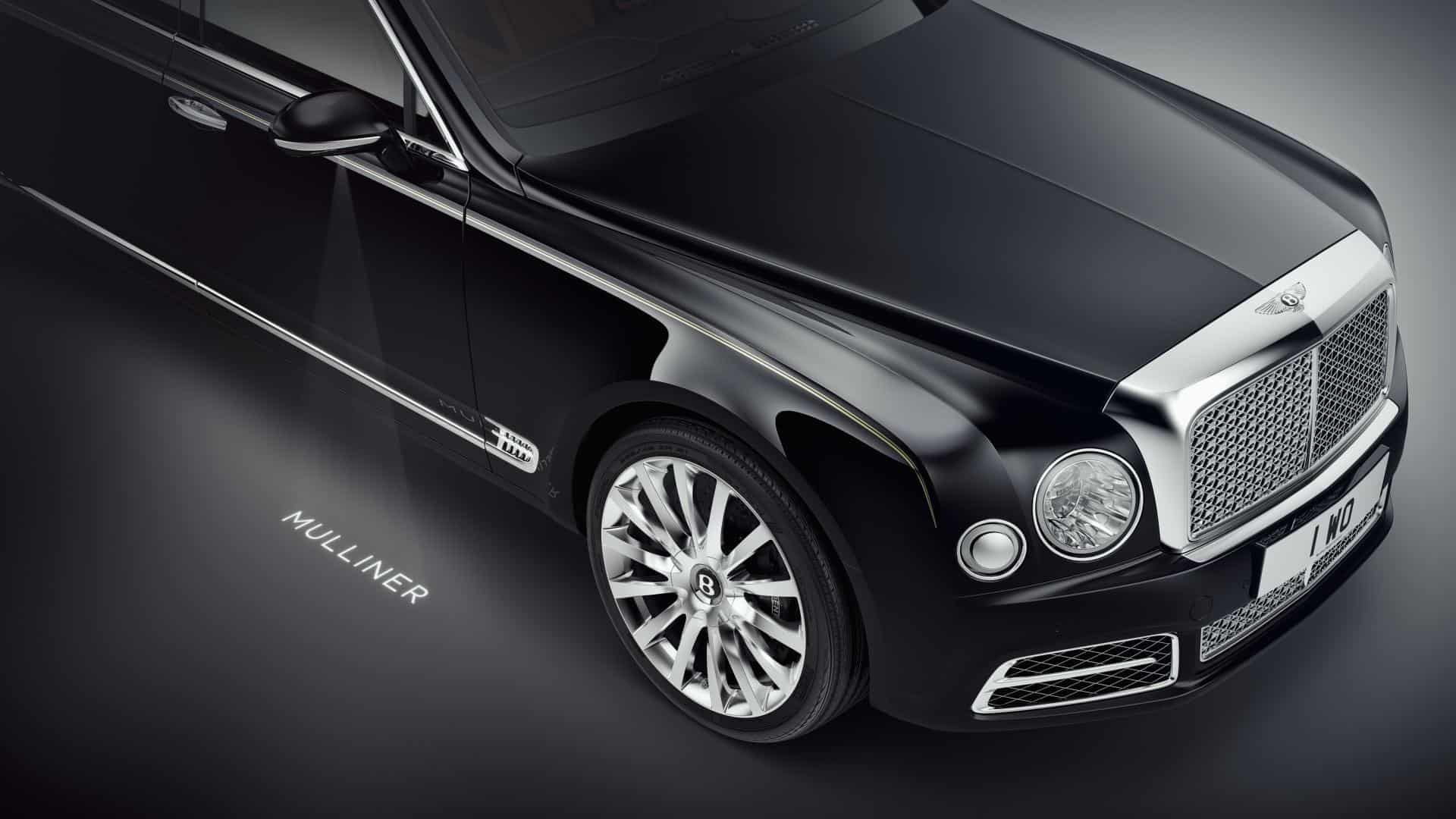 Bentley Mulsanne Extended Wheelbase for China 2
