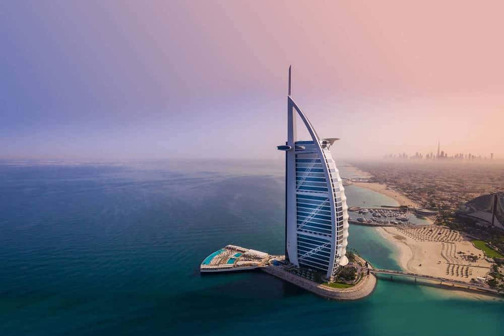 The 10 Most Expensive Hotels in Dubai