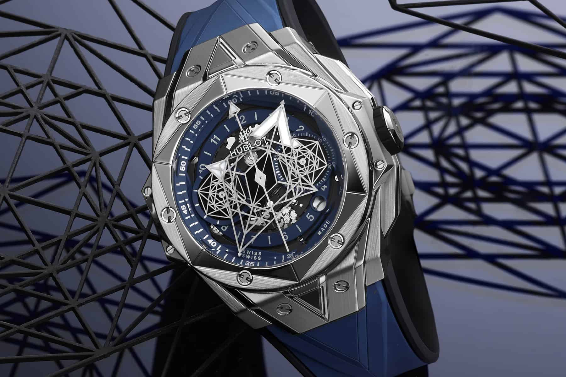 Hublot Big Bang Sang Bleu II 1