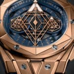 Hublot Big Bang Sang Bleu II 4