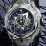 Hublot Big Bang Sang Bleu II 5