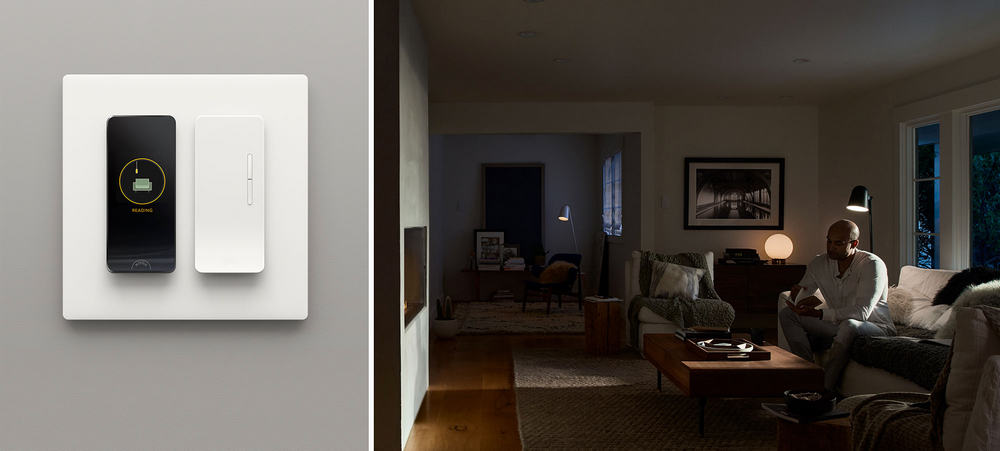 Intelligent light switches