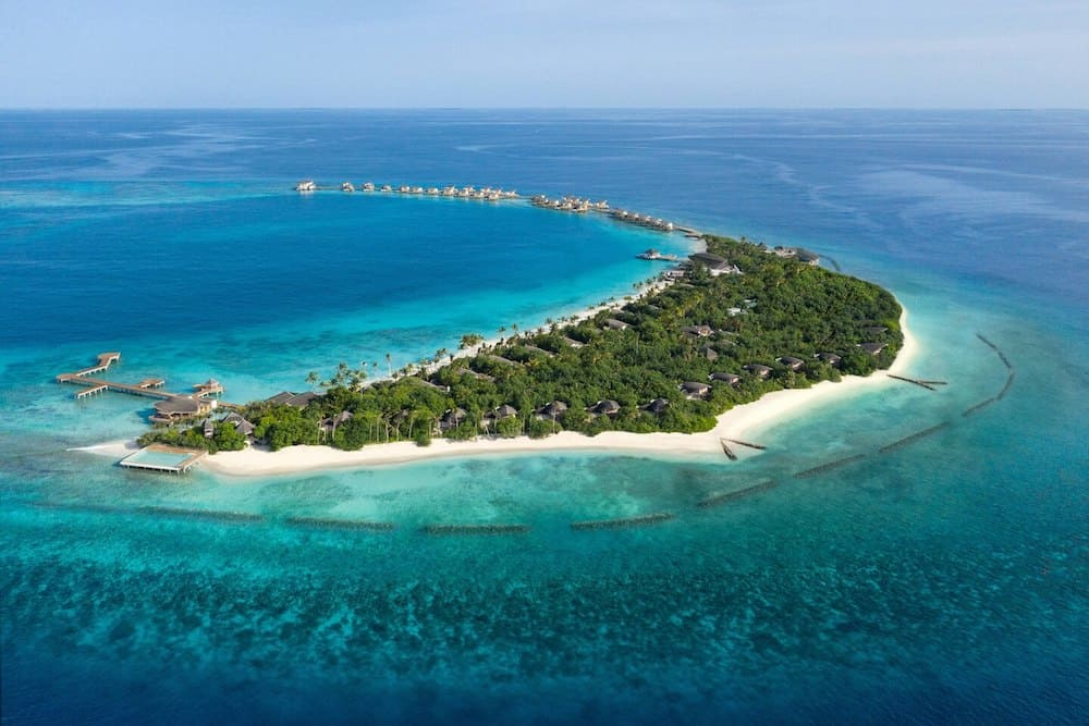 Take a Break from Life at the Blissful JW Marriott Maldives Resort & Spa