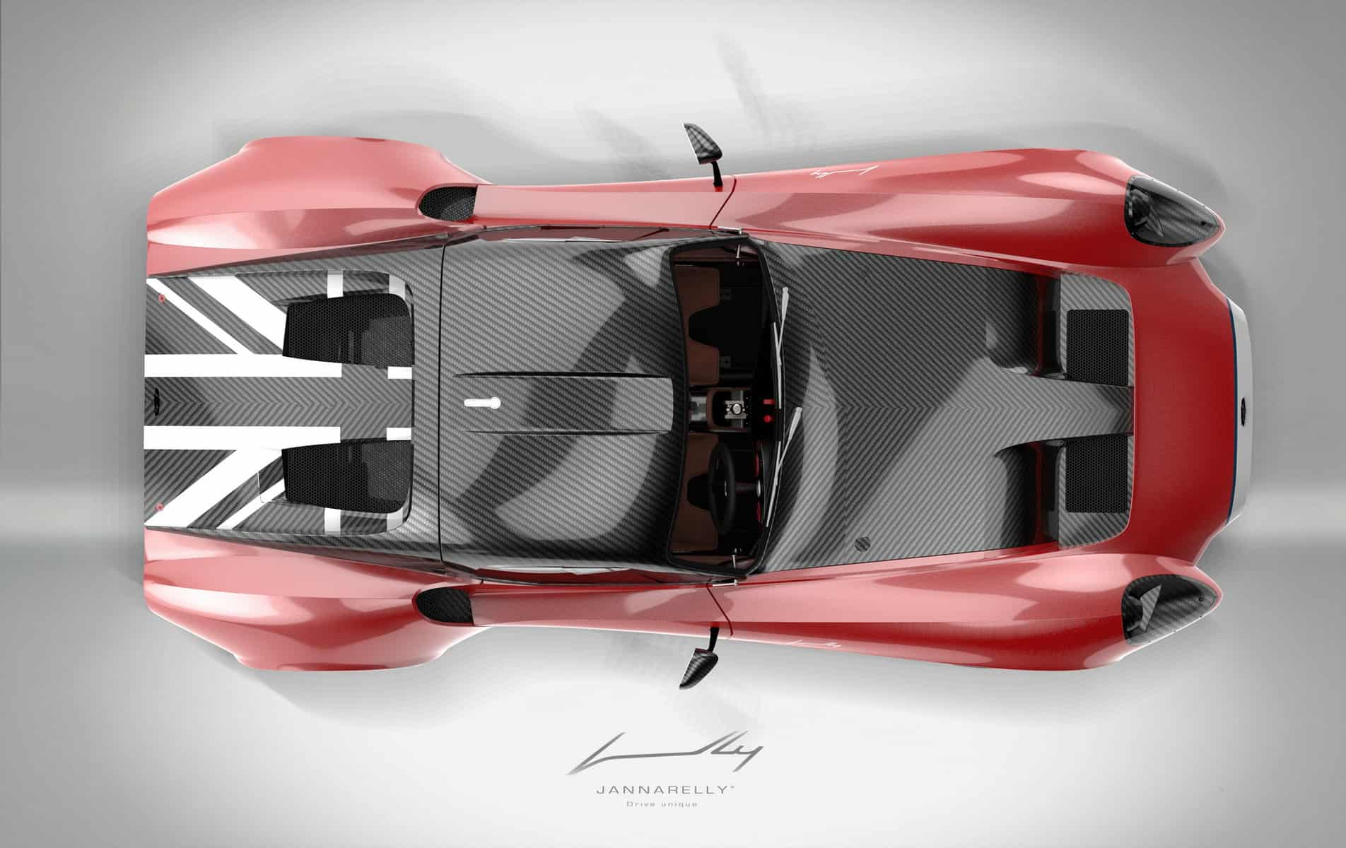 Jannarelly Design-1 UK Edition 23