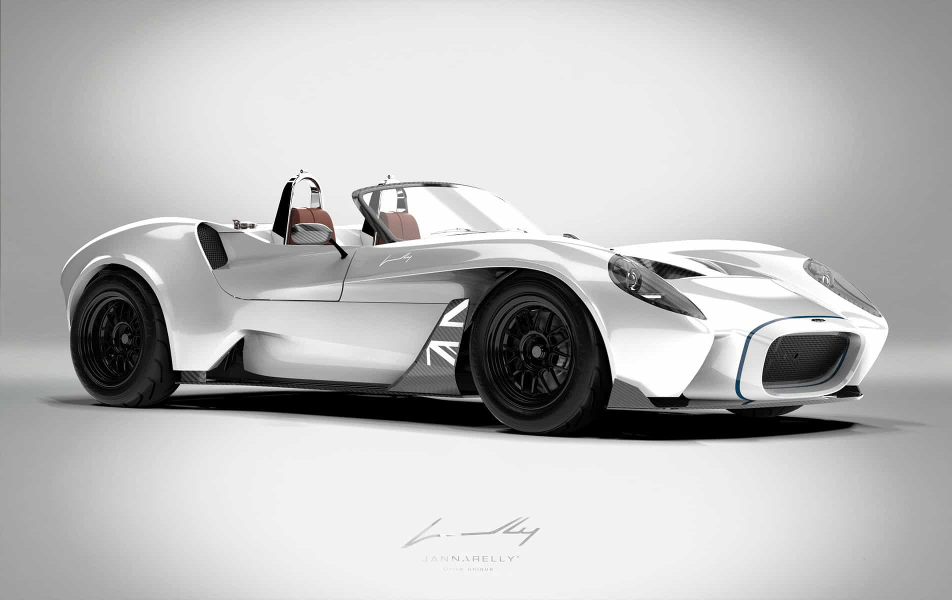 Jannarelly Design-1 UK Edition 24