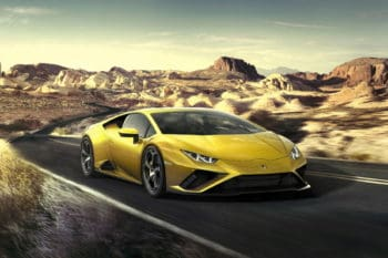 Lamborghini Huracan EVO Rear-Wheel Drive 1