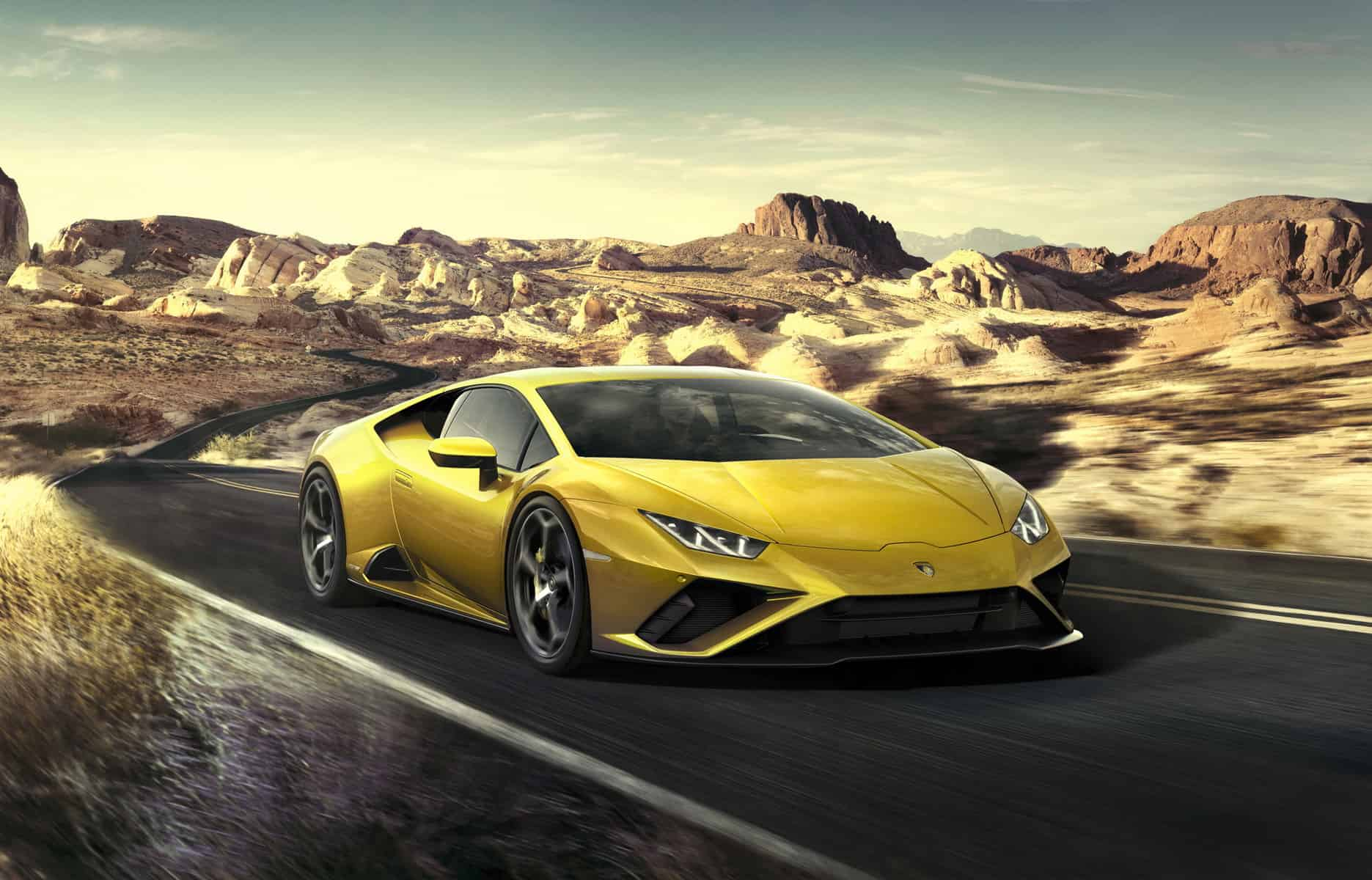 Less is More: The Lamborghini Huracan EVO Rear Wheel Drive