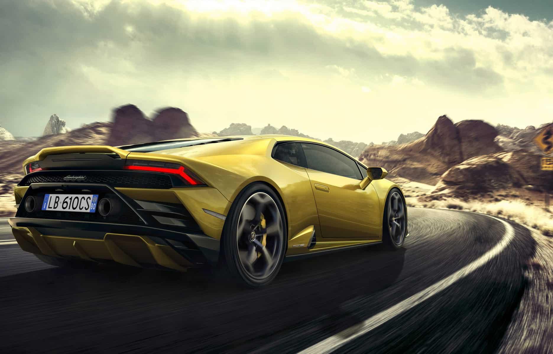 Lamborghini Huracan EVO Rear-Wheel Drive 2