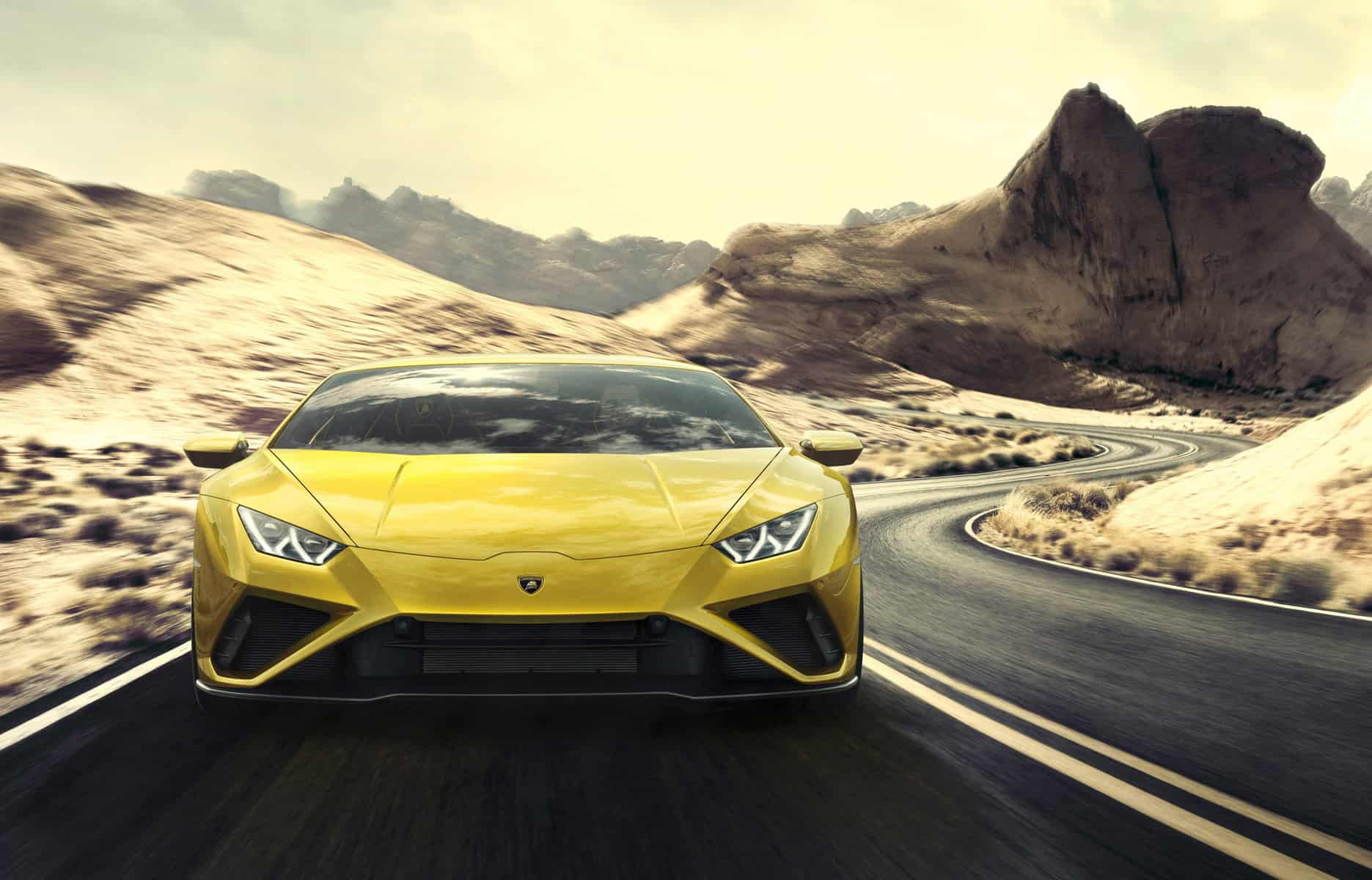 Lamborghini Huracan EVO Rear-Wheel Drive 3