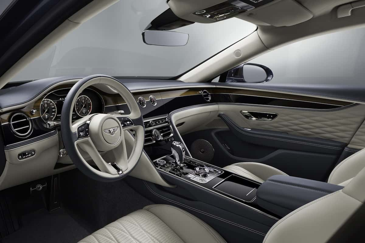 Naim for Bentley 1