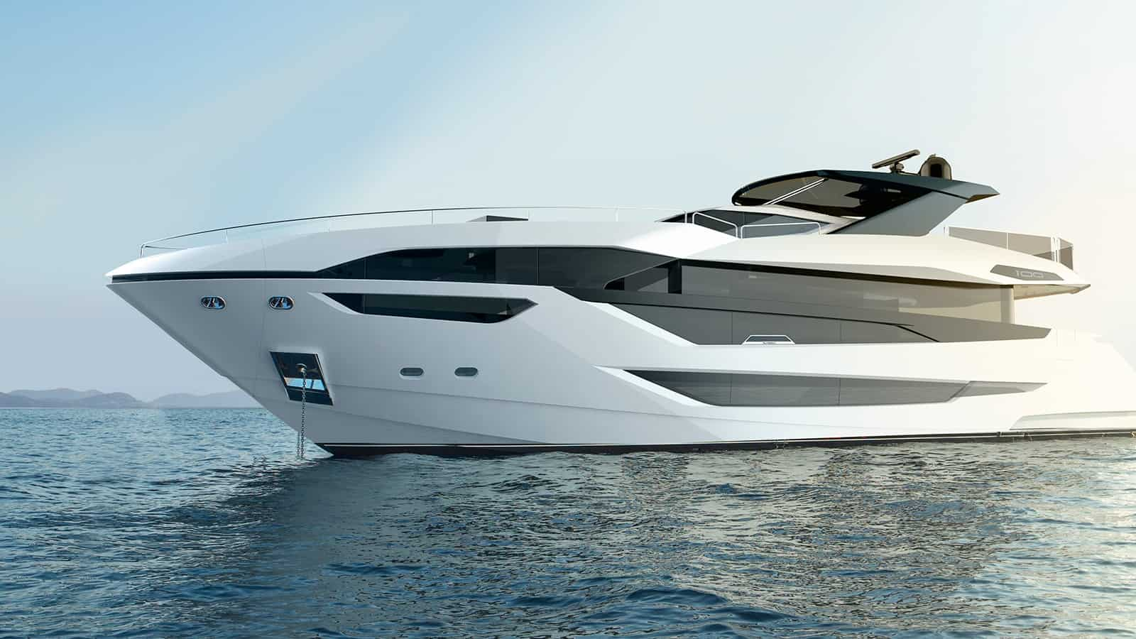 The Sunseeker 100 Yacht Promises to be a Spectacle in Any Waters