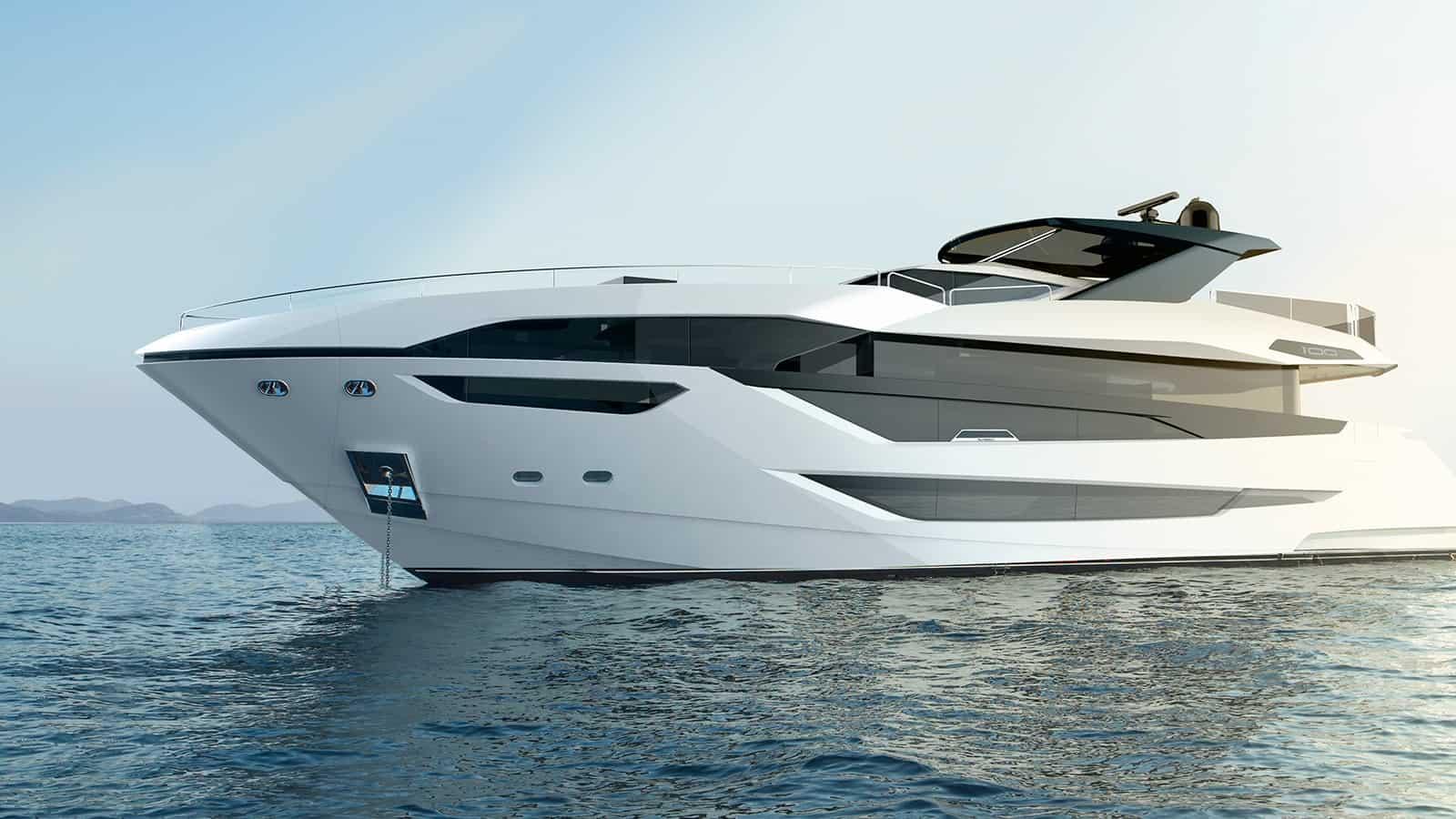 Sunseeker 100 Yacht 1