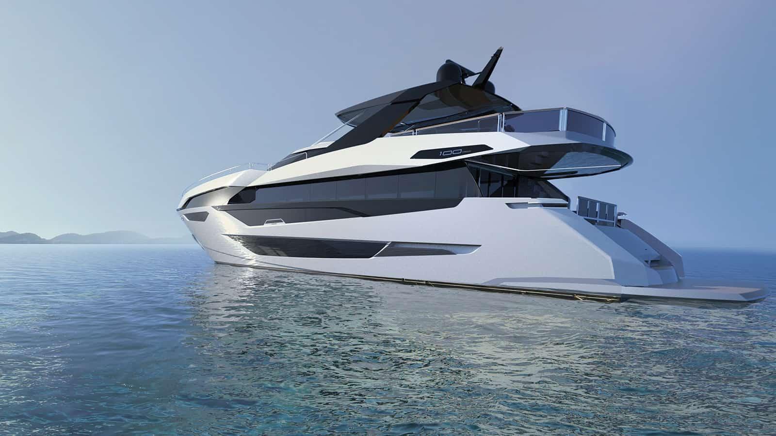 Sunseeker 100 Yacht 2