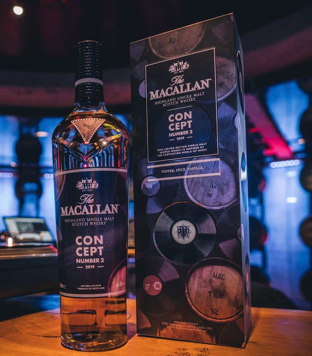 The Macallan Concept Number 2 4