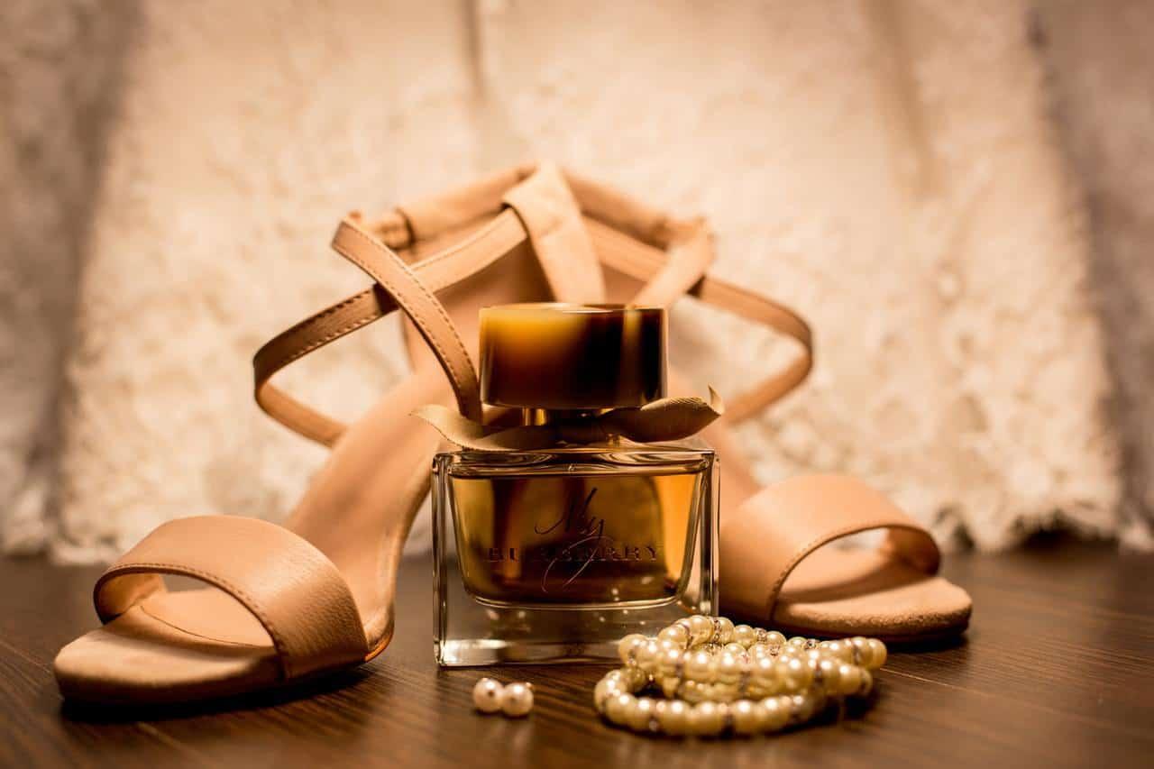 Wearing Perfume