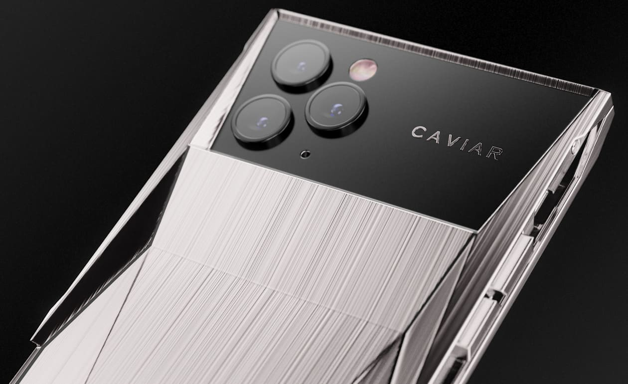 Caviar Cyberphone 3