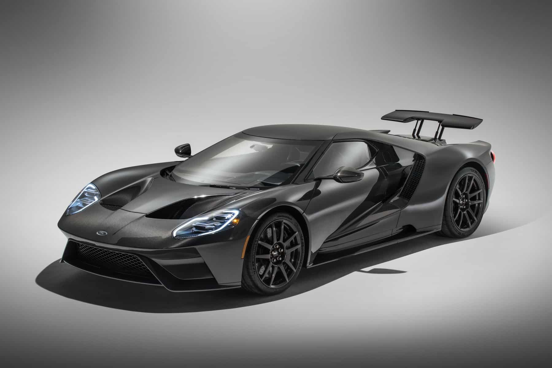 The 2020 Ford GT Liquid Carbon Edition is Absolutely Stunning