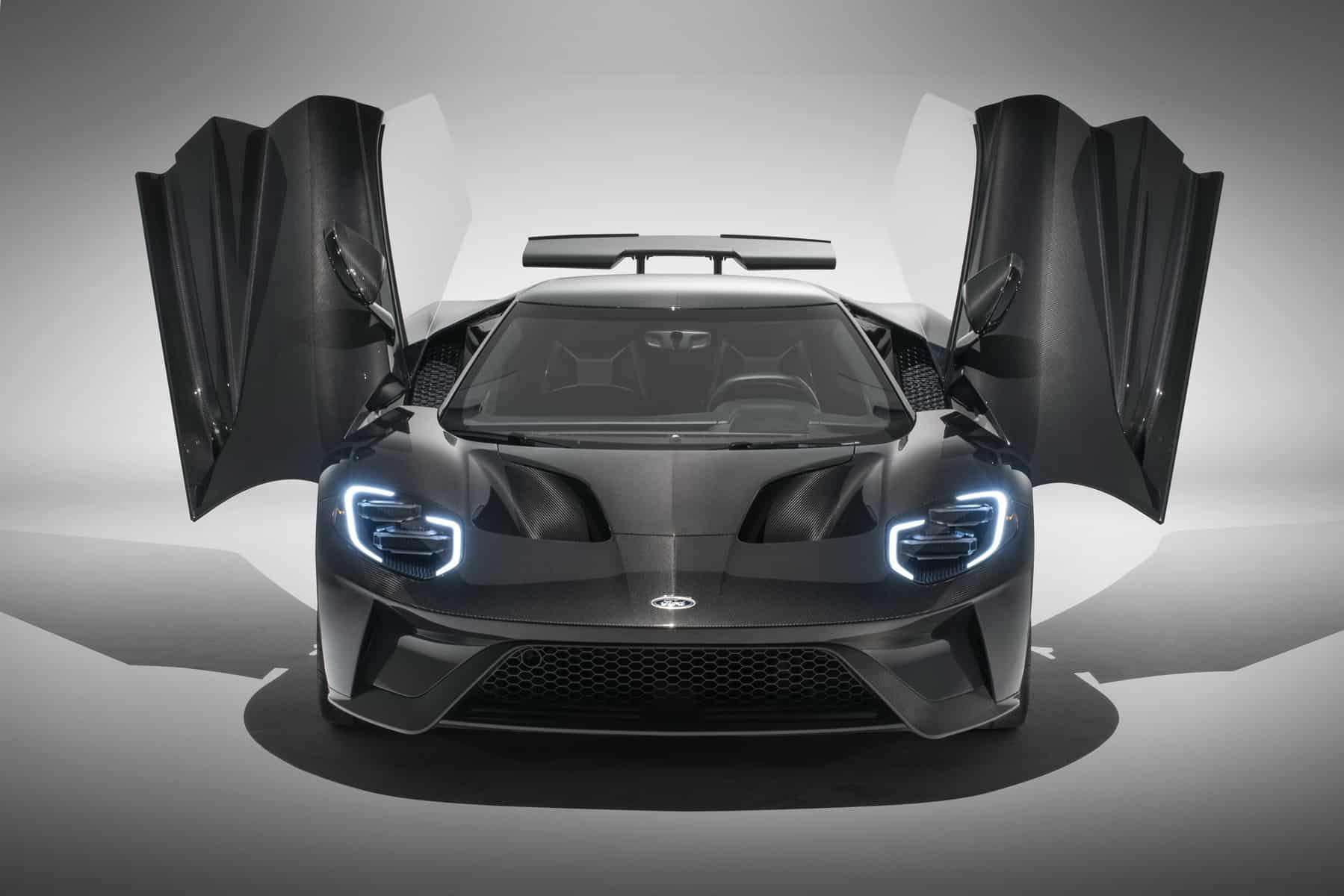 Ford GT Carbon Edition 2