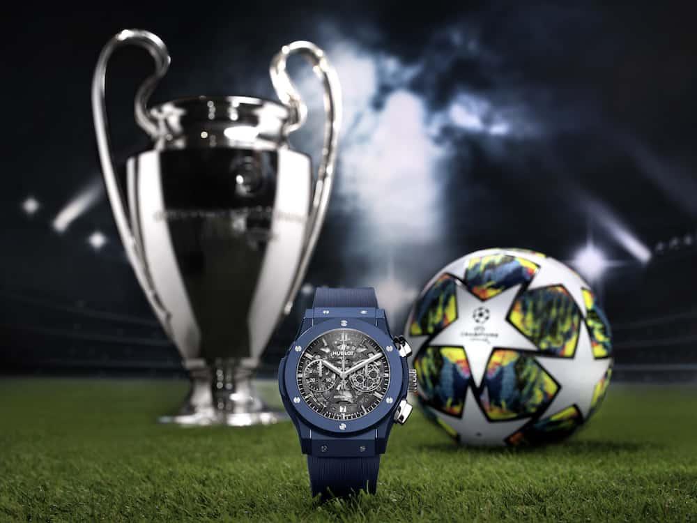 Hublot Classic Fusion AeroFusion Chronograph UEFA Champions League 2