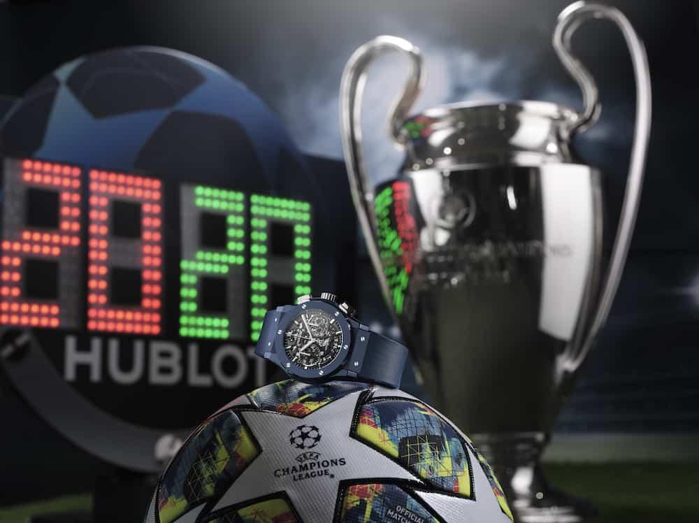 Hublot Classic Fusion AeroFusion Chronograph UEFA Champions League 3