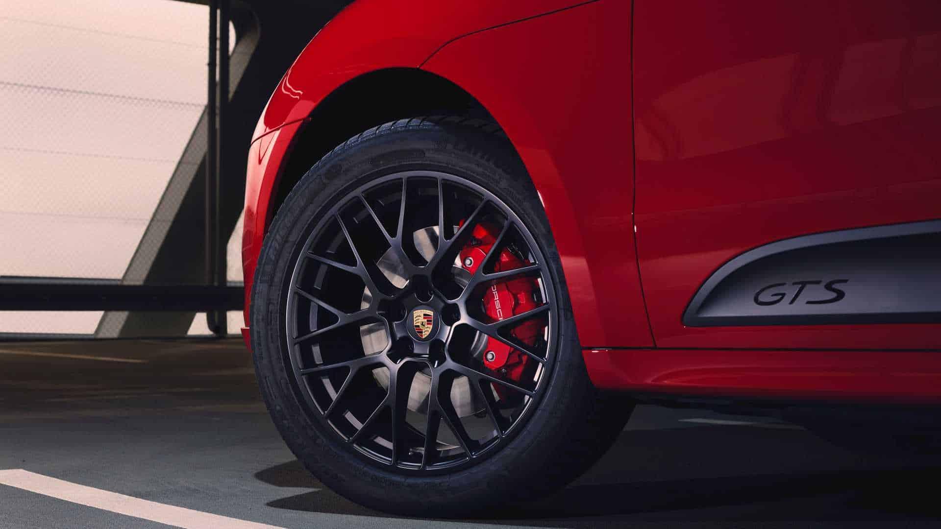 Porsche Macan GTS 7