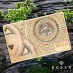 Rosan Diamond credit cards 10