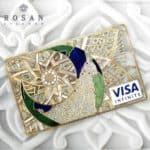 Rosan Diamond credit cards 6