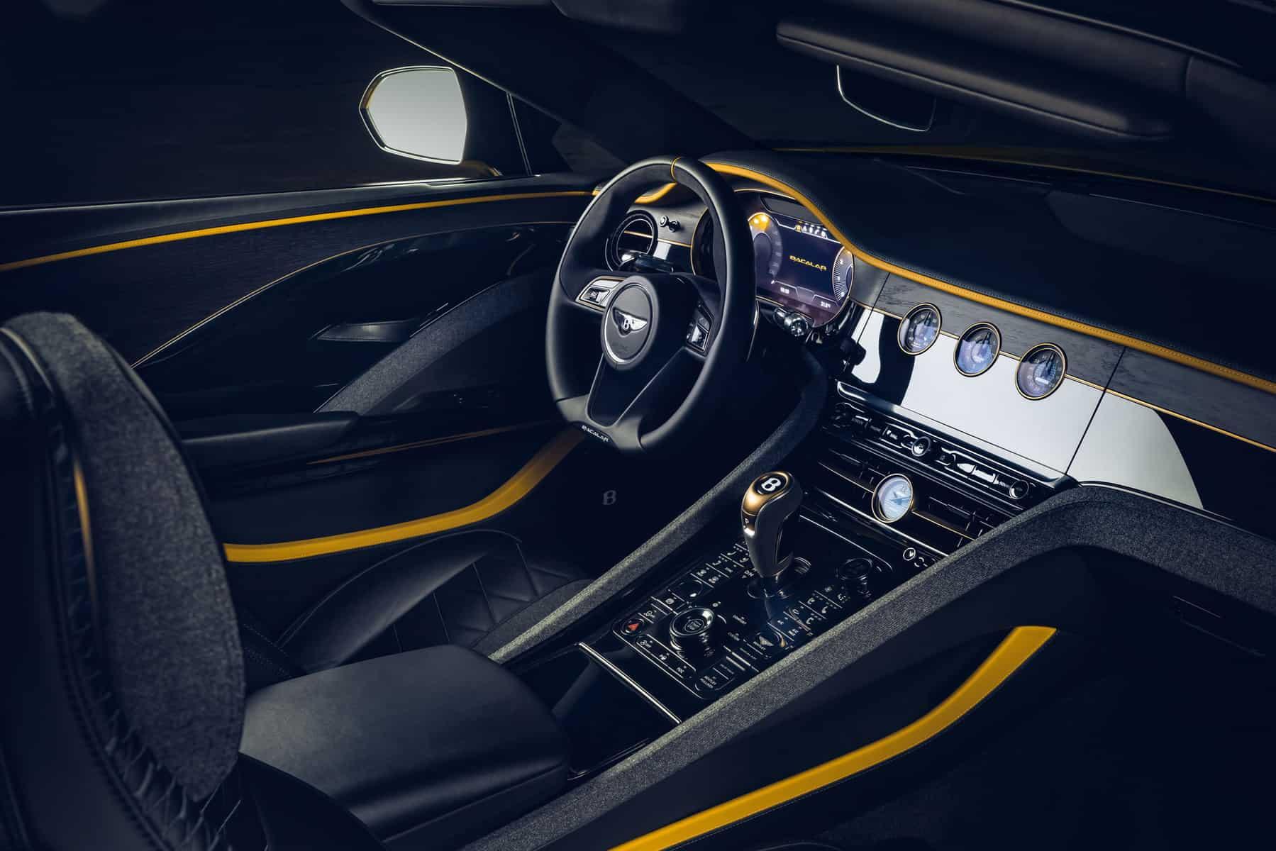 Bentley Mulliner Bacalar 12