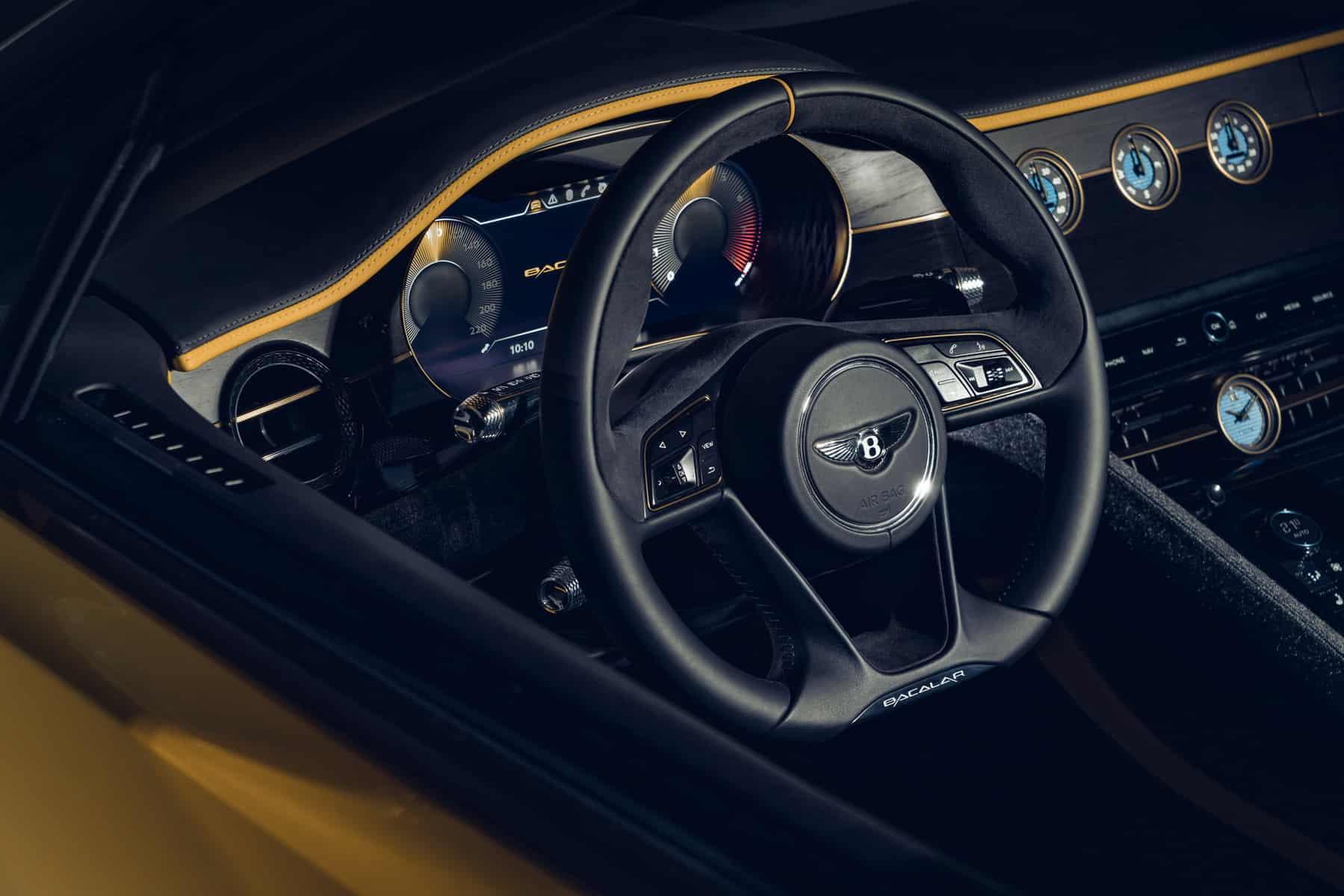 Bentley Mulliner Bacalar 15