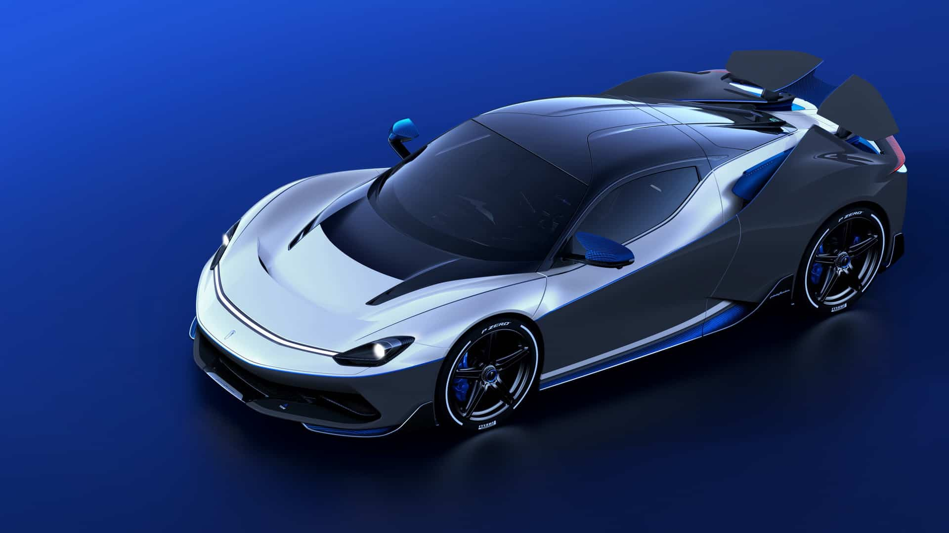 Pininfarina Battista Anniversario is the Most Powerful Road Legal Car Ever Made in Italy