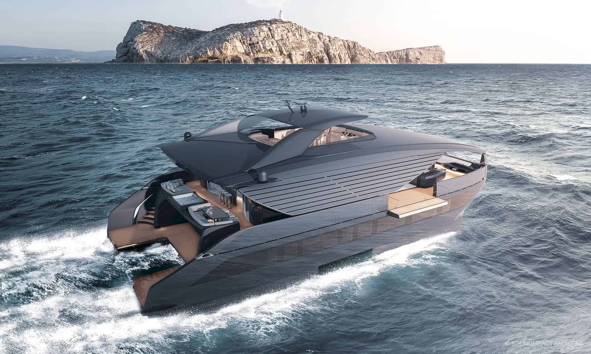SOLARIMPACT Yacht 1