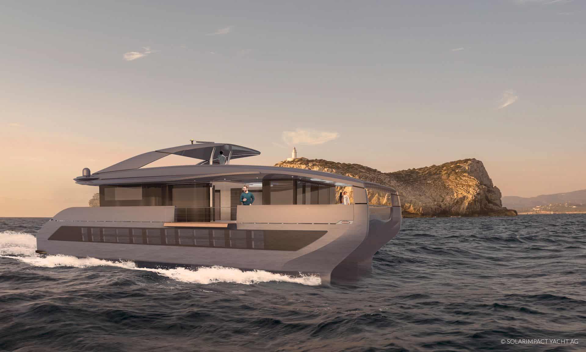 SOLARIMPACT Yacht 3