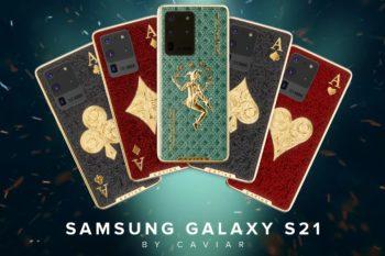 Samsung Galaxy S21 by Caviar 1