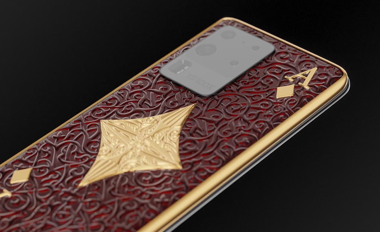 Samsung Galaxy S21 by Caviar 22