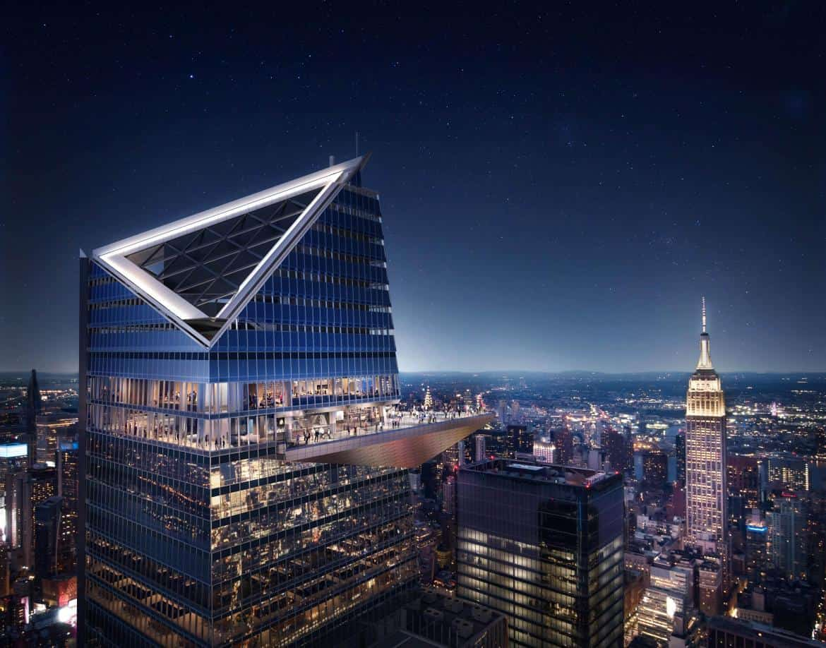 The Edge Hudson Yards 1