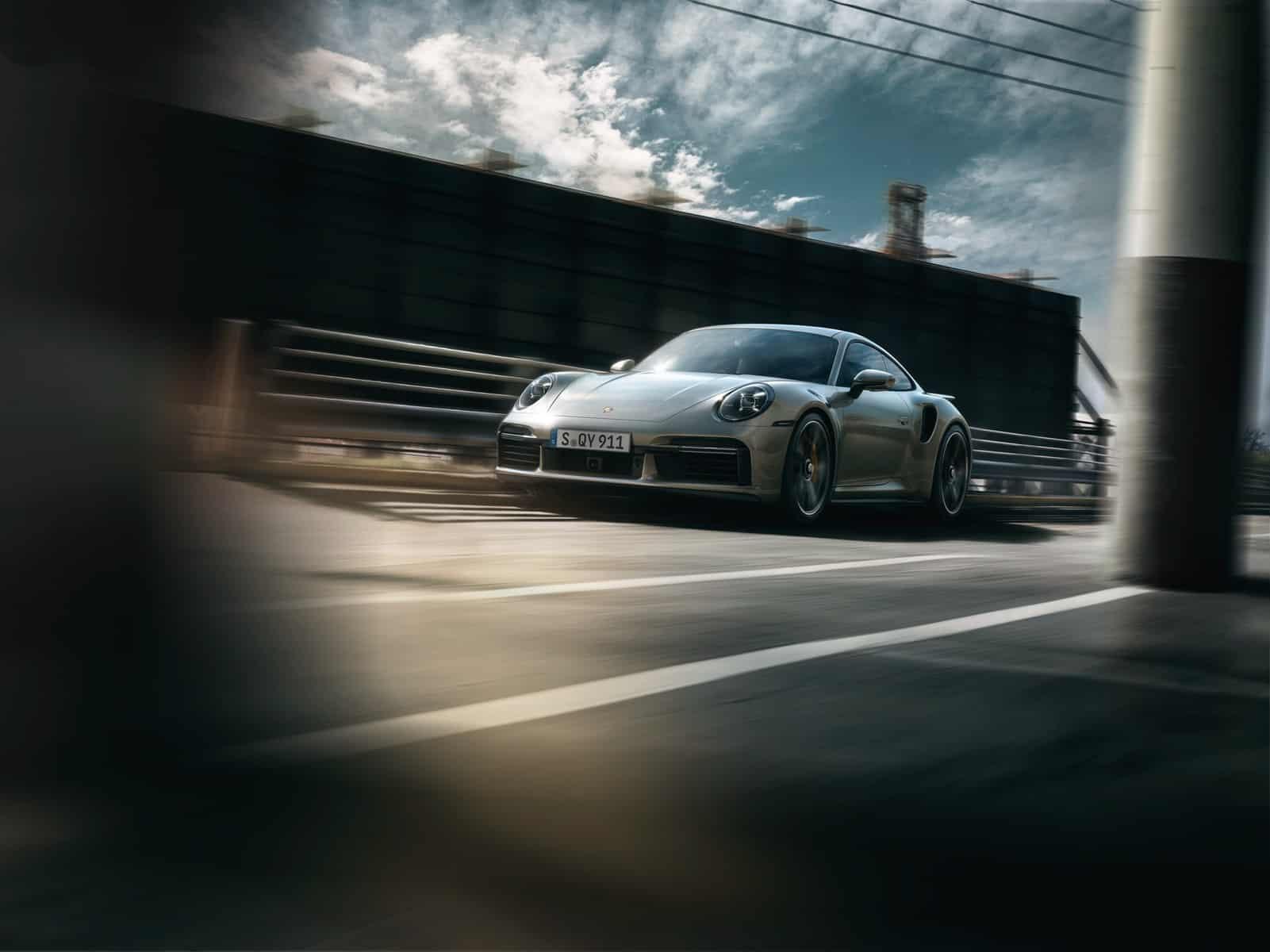 2021 Porsche 911 Turbo S 1