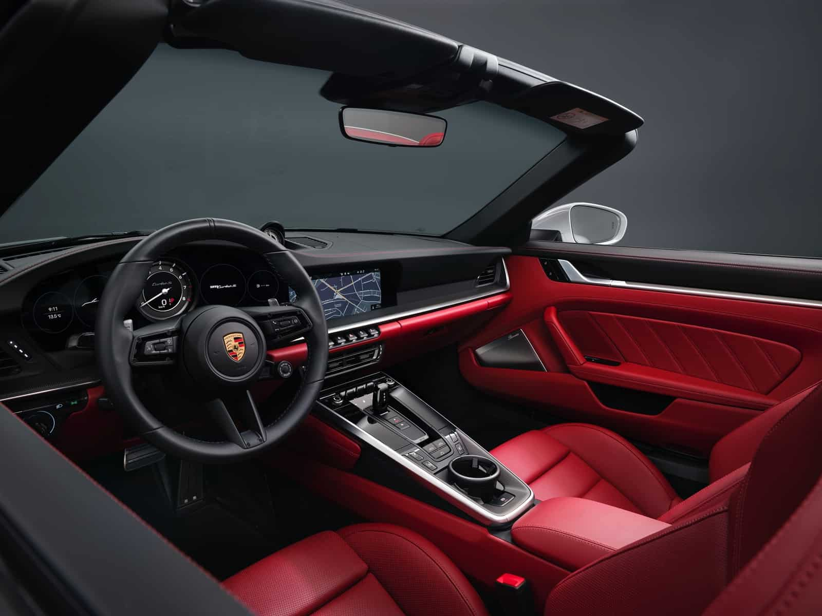 2021 Porsche 911 Turbo S 9